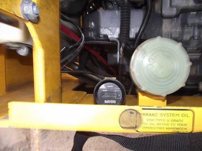 BARFORD SXR 6000 VENDU sxr600016